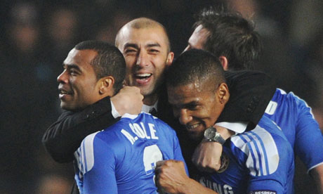 What is Roberto Di Matteo doing right that AVB could not?